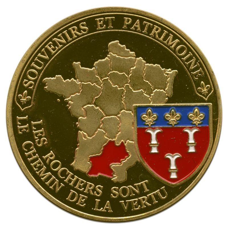 Souvenirs et Patrimoine 40mm  Rocama11