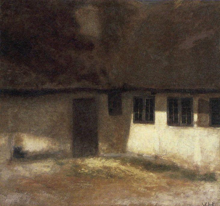 Aperçu sur la peinture scandinave Hammer11