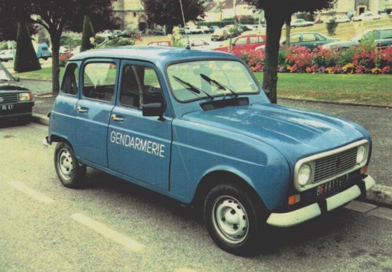 Renault 4 L 1/24 - Page 4 Gendar10