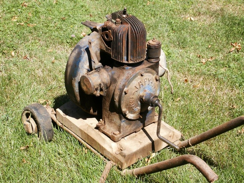 RENAULT - moteur Renault type BU1 Pict4310