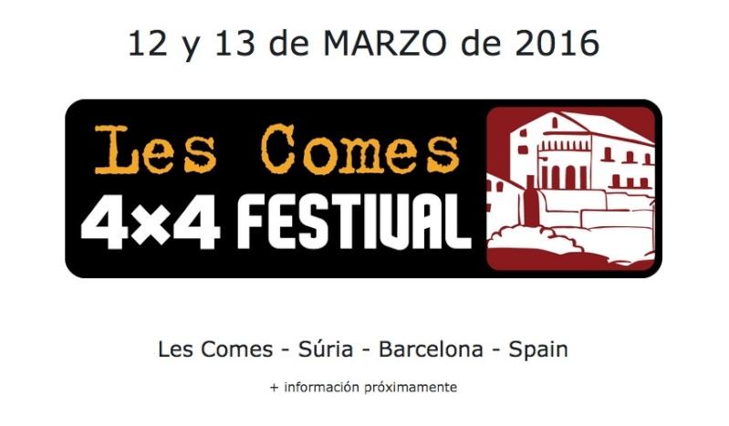 Les Comes 4x4 Festival Captur10