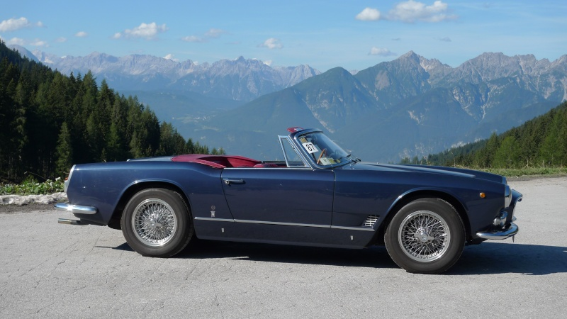 la Maserati che se non avesse quel difetto sarebbe perfetta! L1010810