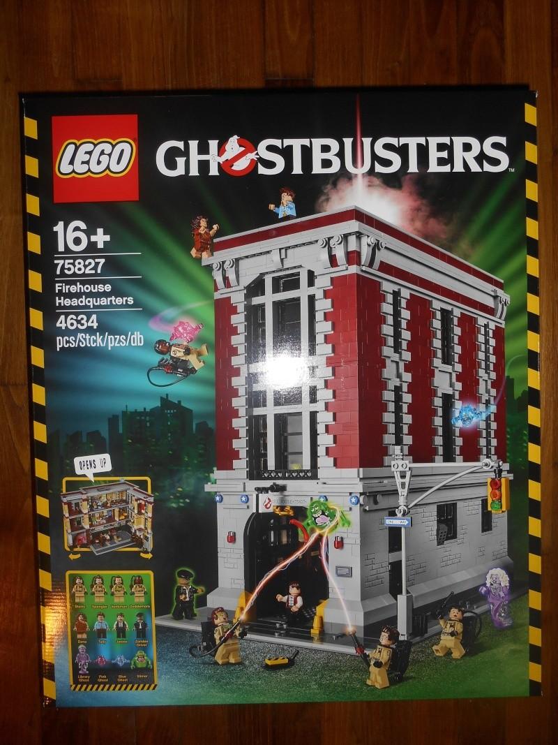 [LEGO] SOS Fantômes - Ghostbusters - Page 4 Dscn2511