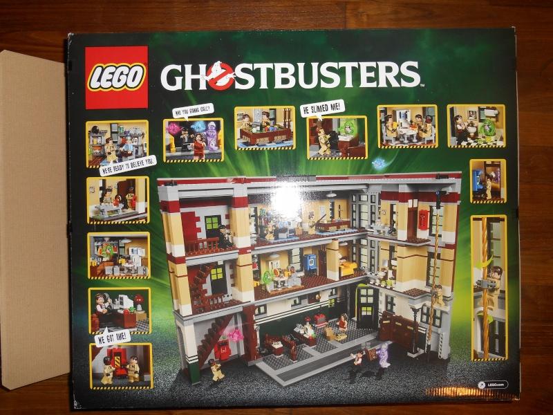 [LEGO] SOS Fantômes - Ghostbusters - Page 4 Dscn2513