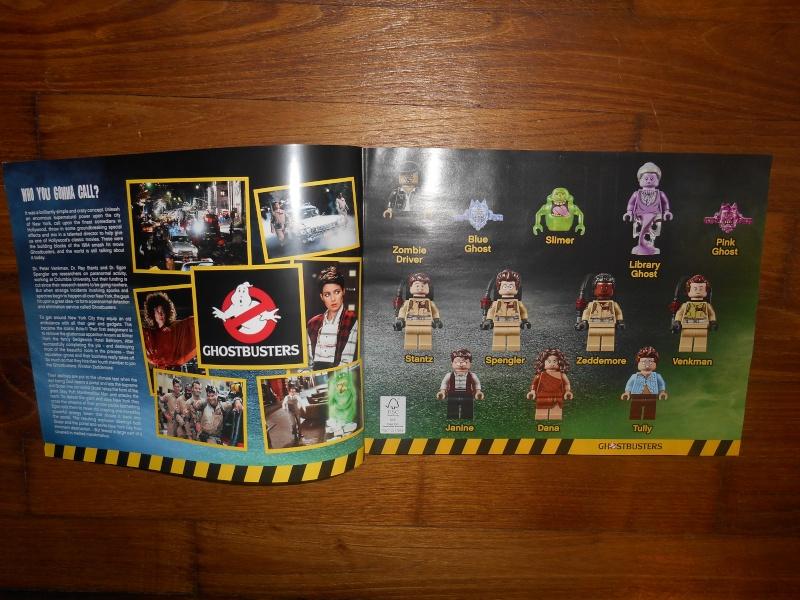 [LEGO] SOS Fantômes - Ghostbusters - Page 4 Dscn2517