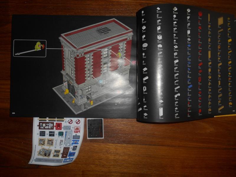 [LEGO] SOS Fantômes - Ghostbusters - Page 4 Dscn2518