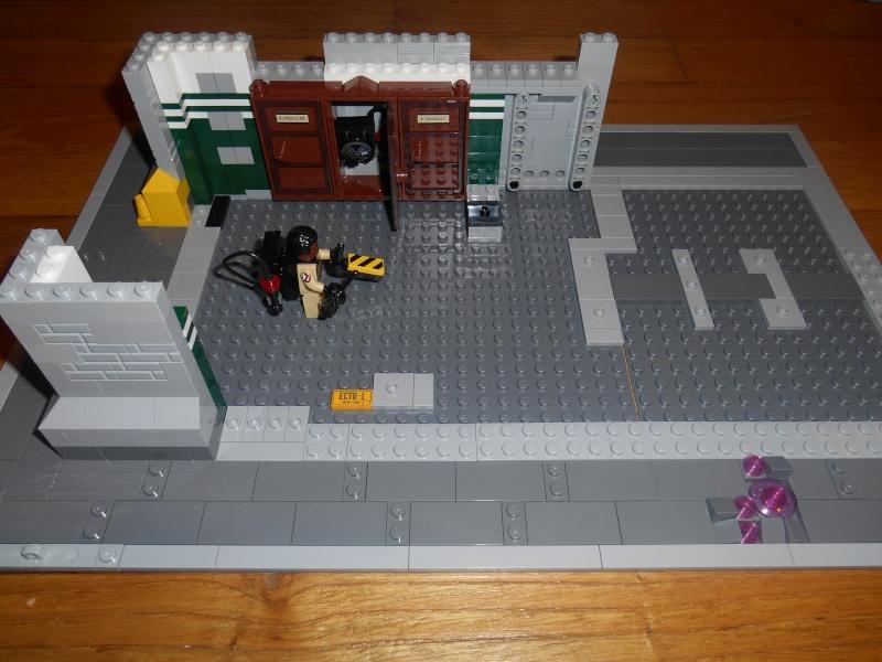 [LEGO] SOS Fantômes - Ghostbusters - Page 4 Dscn2520