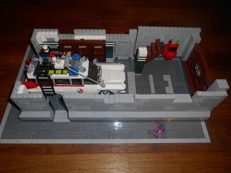 [LEGO] SOS Fantômes - Ghostbusters - Page 4 Dscn2522