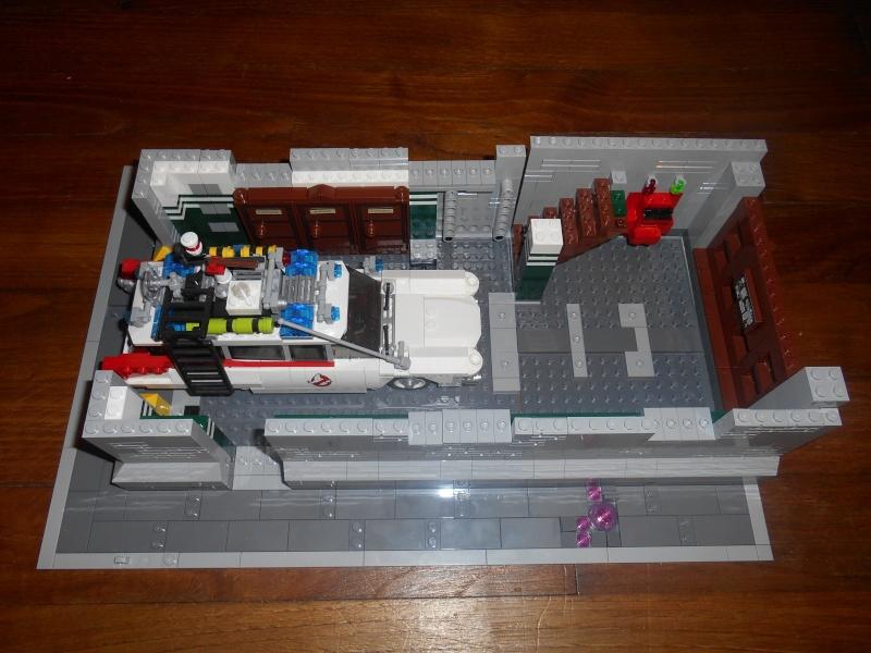 [LEGO] SOS Fantômes - Ghostbusters - Page 4 Dscn2523