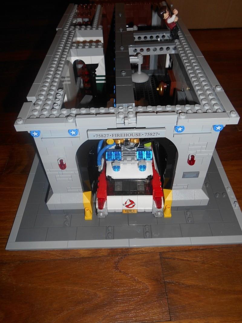 [LEGO] SOS Fantômes - Ghostbusters - Page 4 Dscn2528