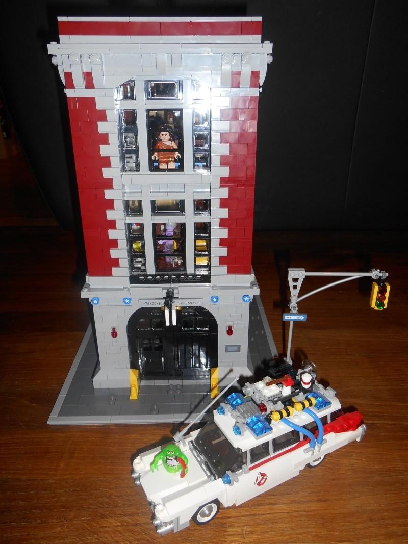 [LEGO] SOS Fantômes - Ghostbusters - Page 4 Dscn2625