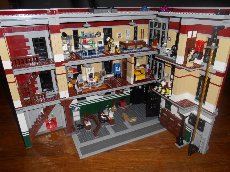 [LEGO] SOS Fantômes - Ghostbusters - Page 4 Dscn2630