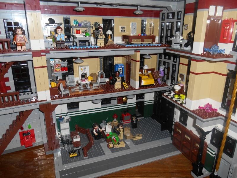 [LEGO] SOS Fantômes - Ghostbusters - Page 4 Dscn2635