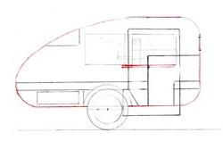 Construire sa mini caravane ou teardrop trailer