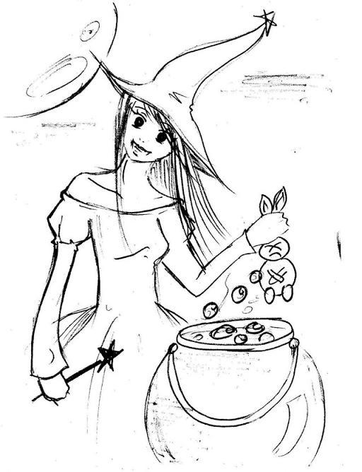 """Jeu des 5 minutes TOME 6 : """"La magie"""" (votes jusqu'au 20 avril) Img06110"""