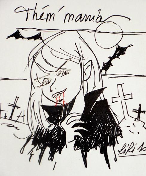 "Thèm'mania n°3 : ""Riri vs Marie"" (jusqu'au 14 février) P1030711"
