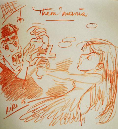 "Thèm'mania n°3 : ""Riri vs Marie"" (jusqu'au 14 février) - Page 2 P1040723"