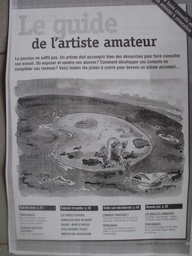 Le guide de l'artiste amateur P1140910