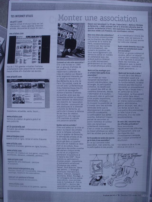 Le guide de l'artiste amateur P1140914