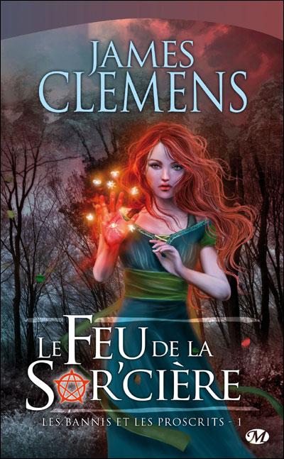 """La saga """"Les Bannis et les Proscrits"""" - James Clemens 97828110"""