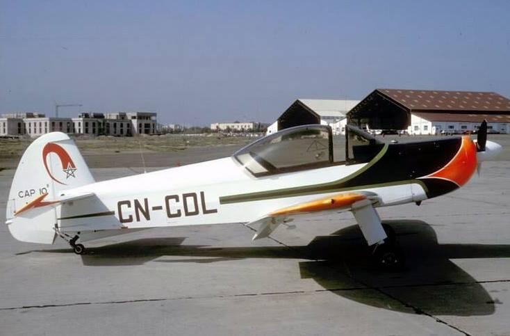 Anciens avions de la RAM 00011