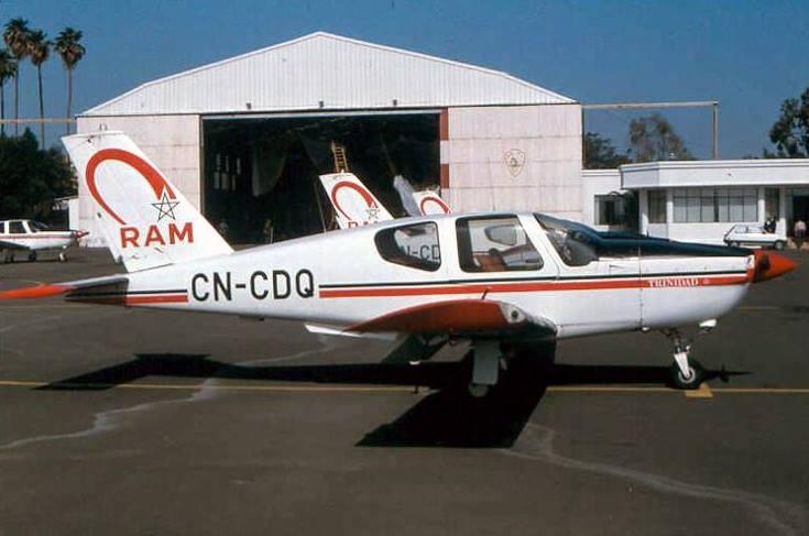 Anciens avions de la RAM 00017