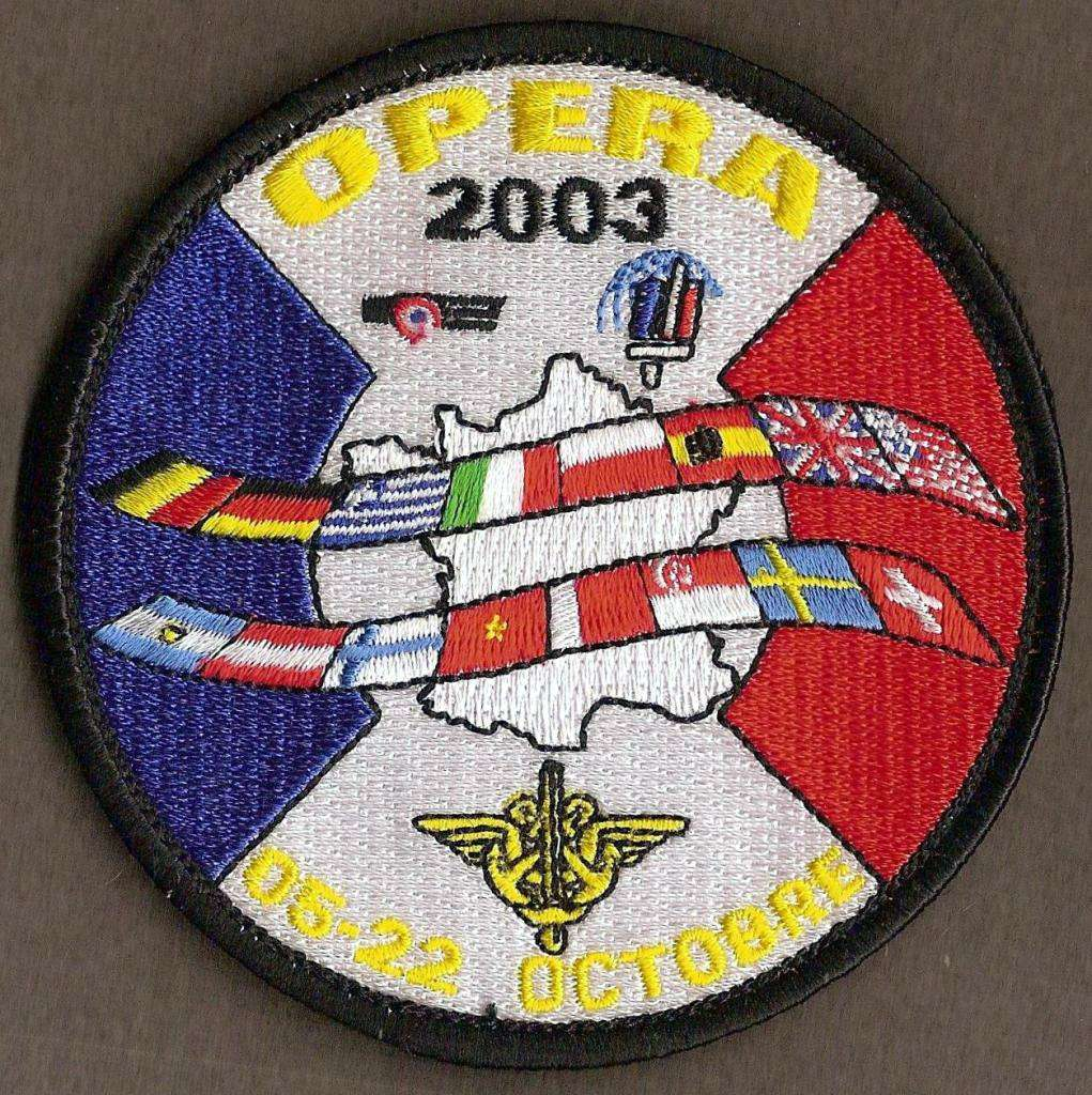 Exercice OPERA 2003 Clipb226