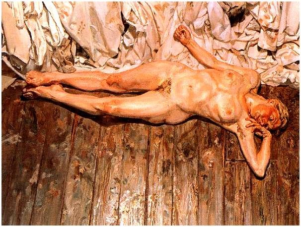 Lucian Freud Lucian11
