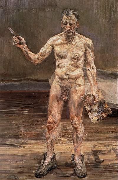 Lucian Freud Lucian12