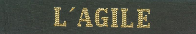 L'AGILE (E.C.) Bandea10