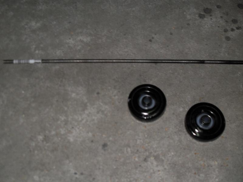 Protection fourche et bras oscillant Sdc10215