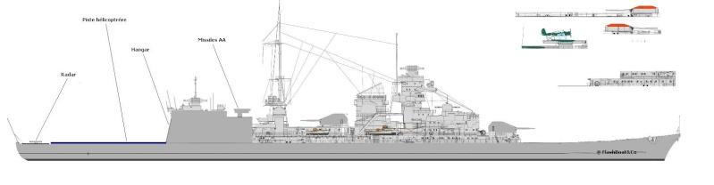 Développement croiseur furtif d'aprés un concept de Yuth 02_eug10