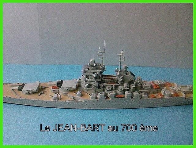 LA MAQUETTE DU JEAN-BART AU 700ème de TRUMPETER - Page 3 Jba_a011