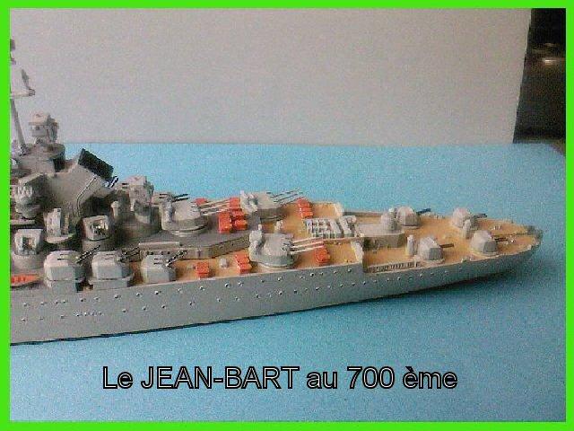 LA MAQUETTE DU JEAN-BART AU 700ème de TRUMPETER - Page 3 Jba_a013