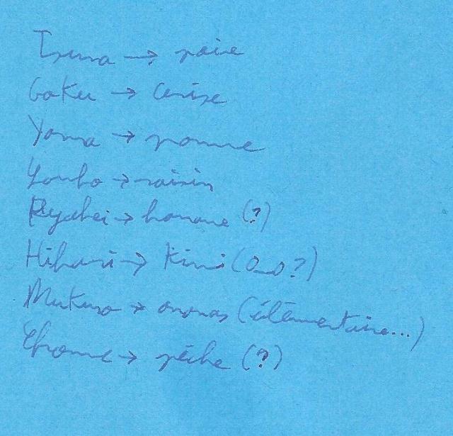 Voilà à quoi servent les examens \o/ (et autres créations ~) Dalire10