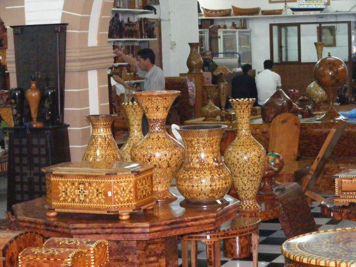 L'Art du Araar thuya Essaou12