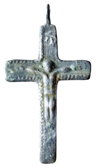 Crucifijo bifaz Inmaculada, S.XVIII- [Pec027/ S-XVIII]* Dsc_6913