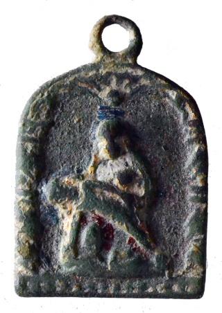 Medalla esmaltada Virgen de la Piedad / Crucifixión (R.M. SXVI-Ot4) Dsc_7411