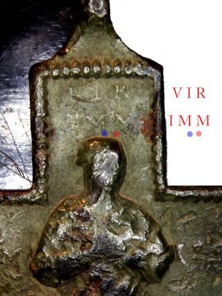 Crucifijo S.XVIII - n°3 Vir10