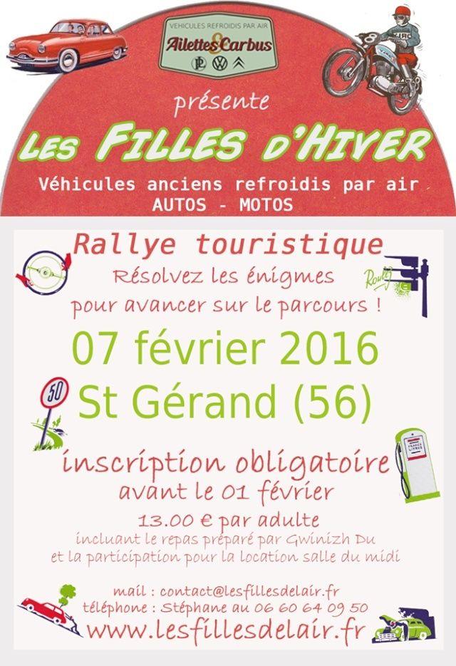 [dept 56] Les Filles d'Hiver- Rallye touristique- 07/02/16 Fdh10