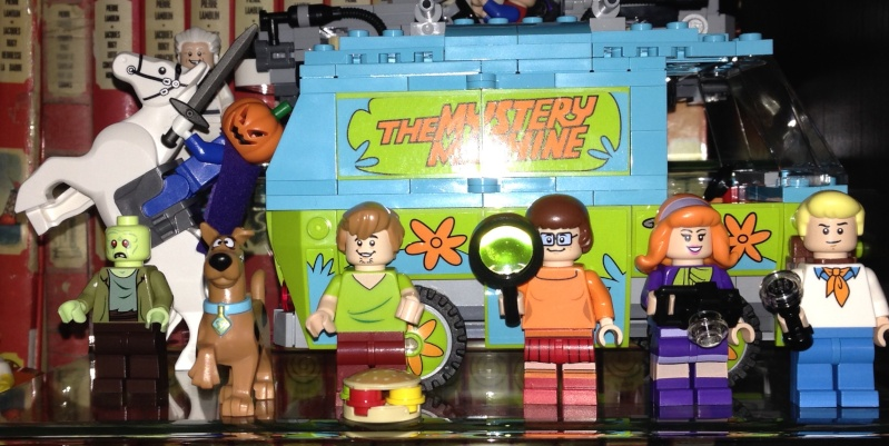 [LEGO] Licence Scooby Doo Image11