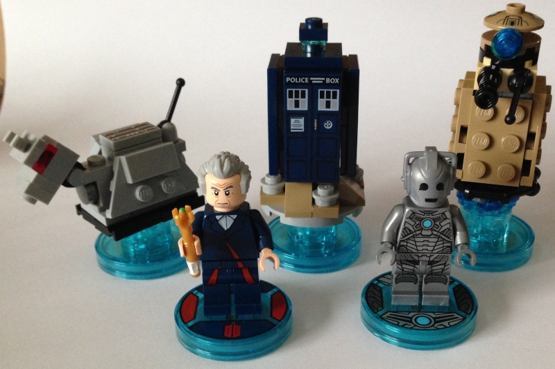 [LEGO] Licence Doctor Who Image19