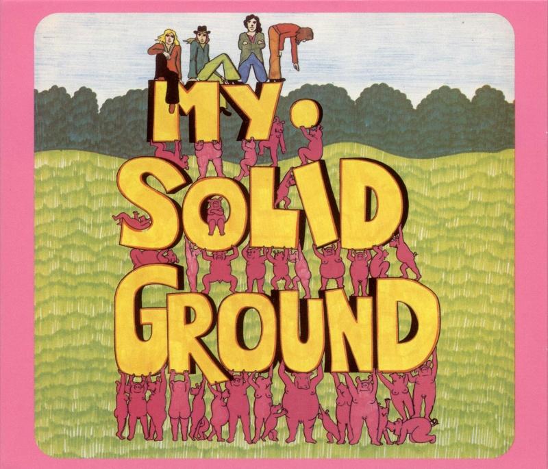My solid ground - My solid ground (krautrock 1971) Front10