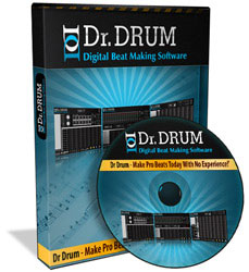 Dr. Drum Making Drum Beats Easy Dr-dru11