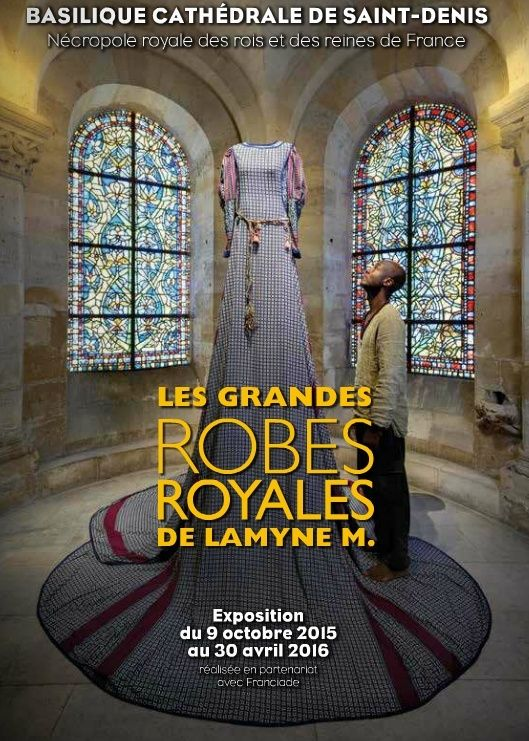 Exposition Grandes robes royales Basilique saint Denis 2016 Image_15