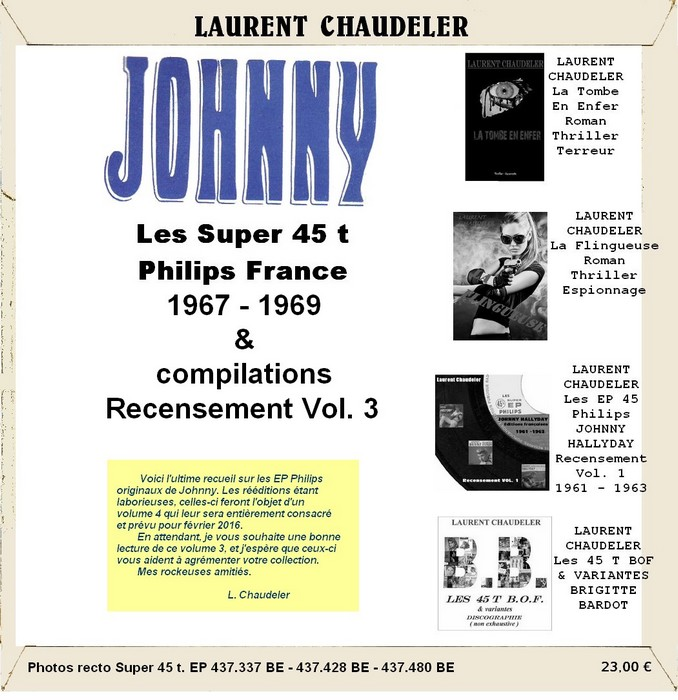 Les Livres sur Johnny - Page 2 Covver10