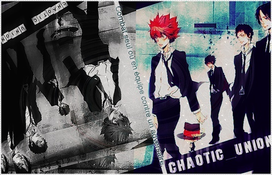 Chaotic Union Cu12