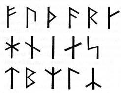 Histoire des runes Futhar12