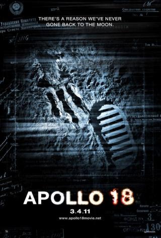 Apollo 18 : film de SF et d'horreur sur la Lune Appolo11