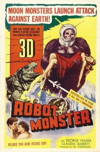 [Film] SF: Planète Interdite, l'avez-vous vu? Robot_11